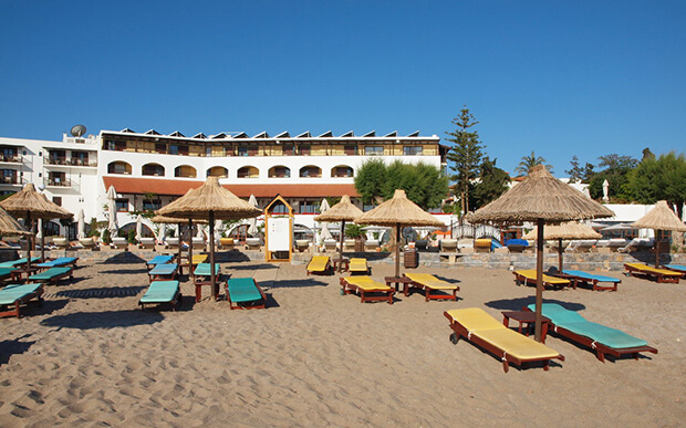 Отель Creta Maris Beach Resort