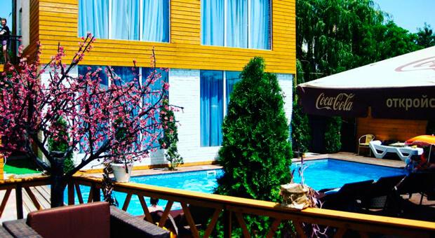 Гостиница Дольче Вита 3*