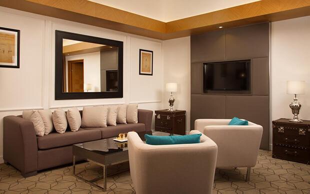 DoubleTree by Hilton Hotel Kazan City Center 4*
