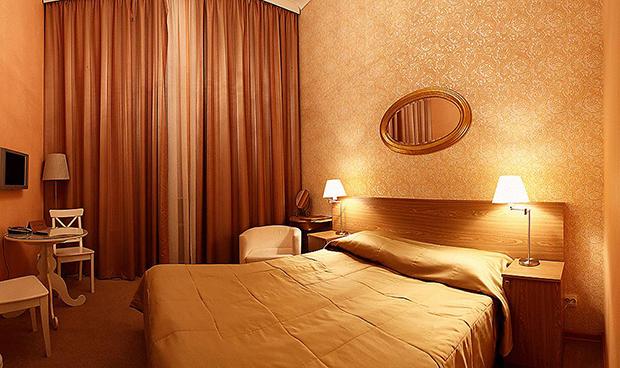 Green Apple Отель 3*