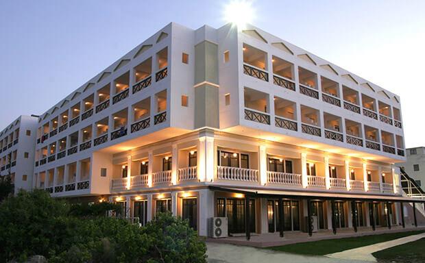 Отель Hersonissos Palace