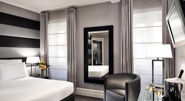 Отель Hotel Mancino 12 4*