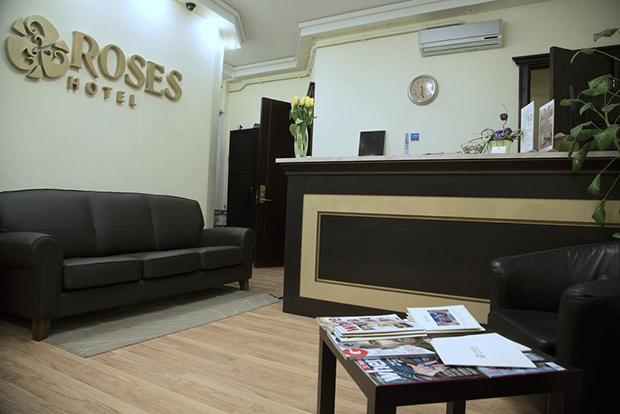 Отель Roses 4*