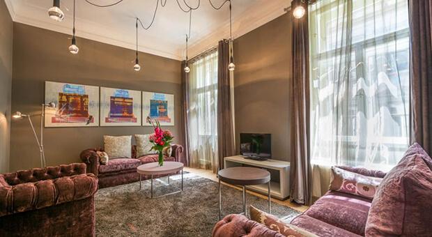 Hotel UNIC Prague 4*