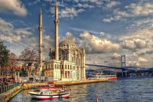 Популярные достопримечательности Стамбула