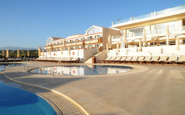 Отель Kiani Beach Family Resort