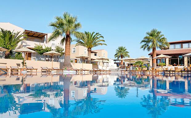 Отель Kiani Beach Family Resort