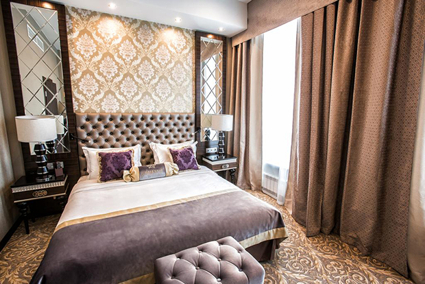 Majestic Boutique Hotel Deluxe 4*