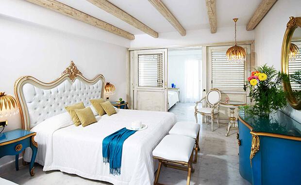 Отель Mitsis Laguna Resort & Spa
