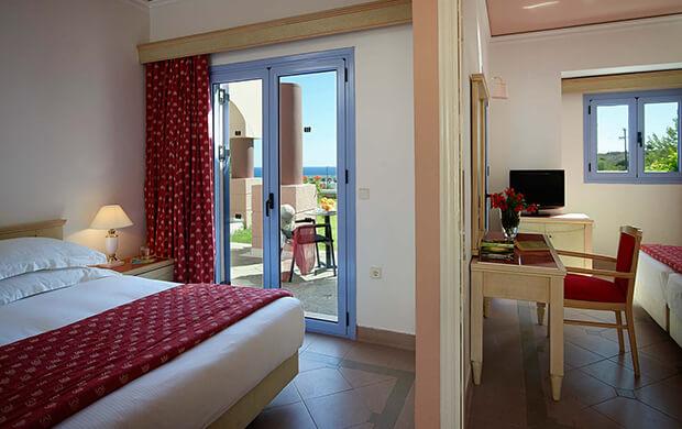 >Отель Mitsis Rinela Beach