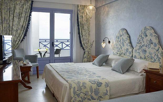 Отель Mitsis Serita Beach Hotel