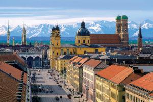 Популярные достопримечательности Мюнхена