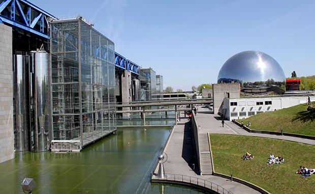 Музейный центр «Городок науки и индустрии»