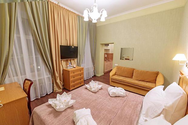 Петр Отель 4*