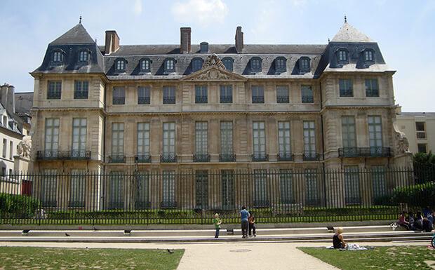 Парижский музей Пикассо