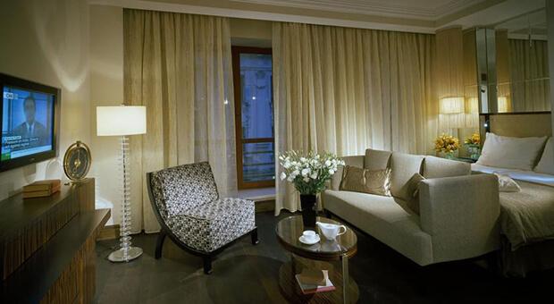 Radisson Blu Alcron Hotel 5*