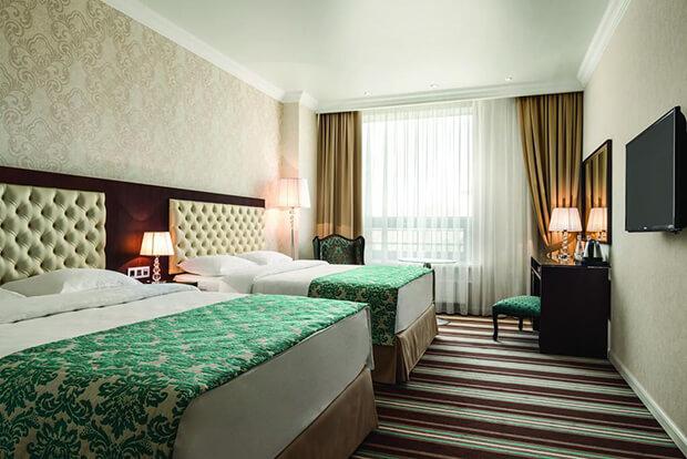 Отель Ramada Kazan City Centre 4*