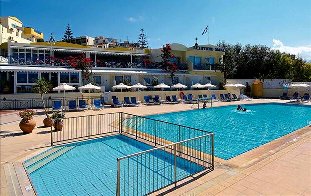 Отель Rethymno Mare Hotel