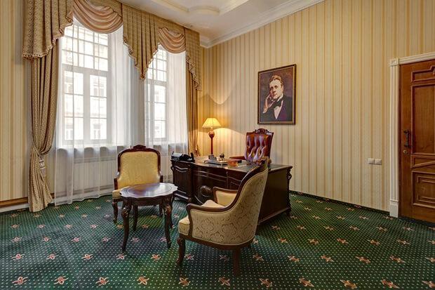 Шаляпин Palace Hotel 4*