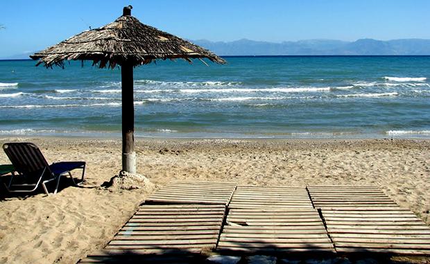 Пляж Сидари