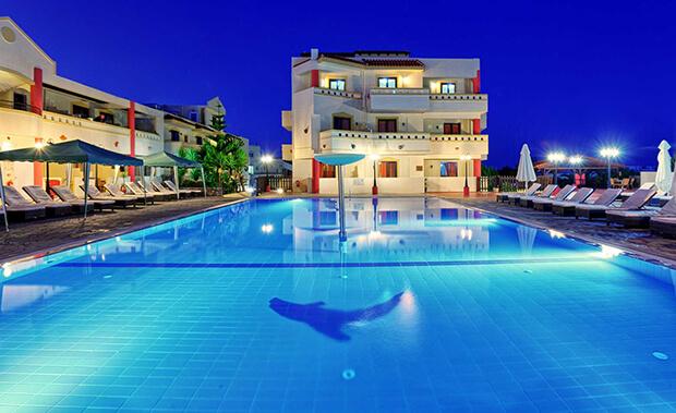 Отель St Constantin
