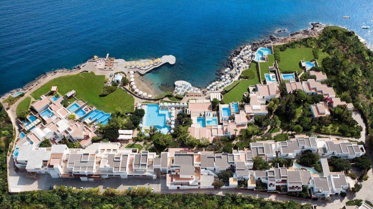 Отель St. Nicolas Bay Resort Hotel & Villas