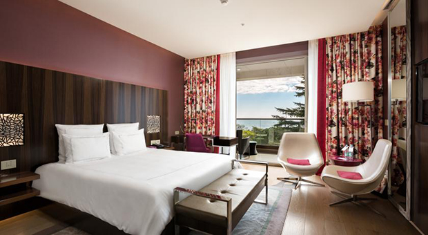 Отель Swissоtel Resort Сочи Камелия 5*