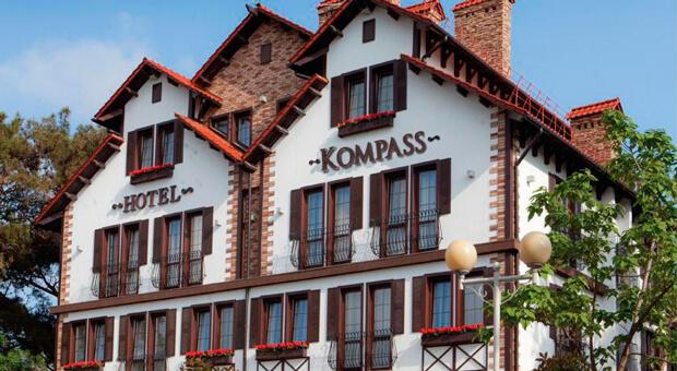 Гостиница Компасс 3*