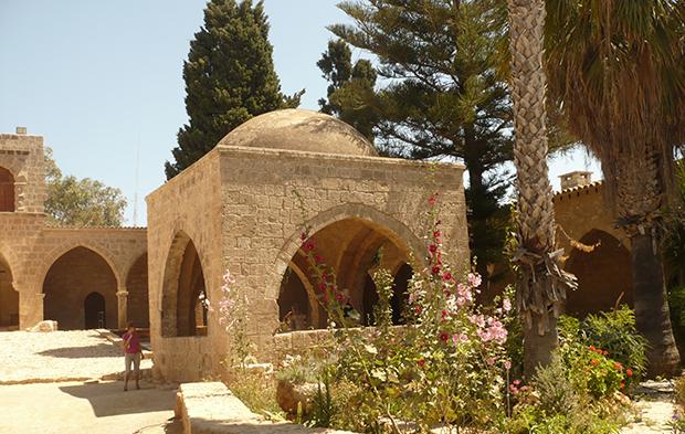Монастырь в Айя-Напе (Ayia Napa Monastery)