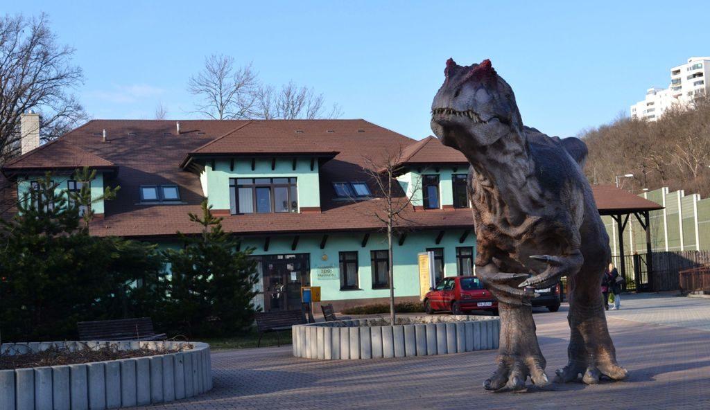 Зоопарк Братиславы