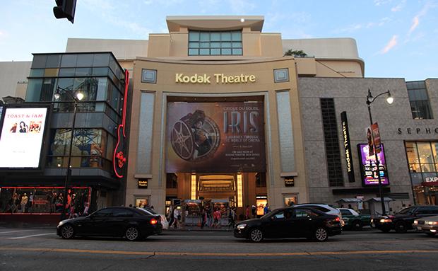 Театр Долби (бывший театр Кодак)
