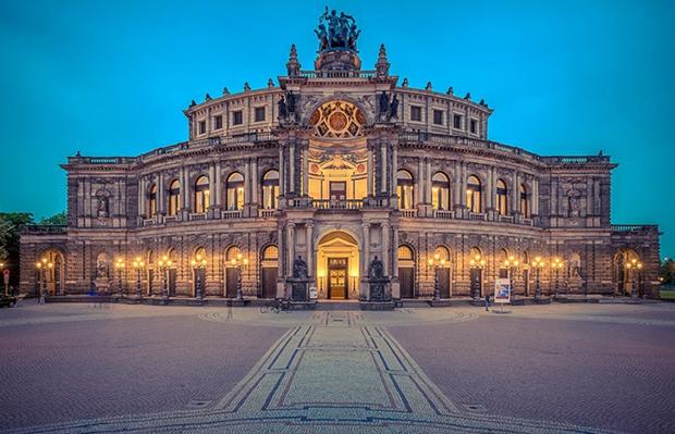 Дрезденская государственная опера
