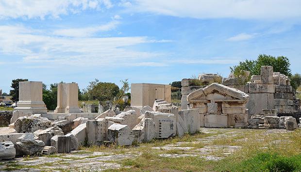 Элевсинские руины
