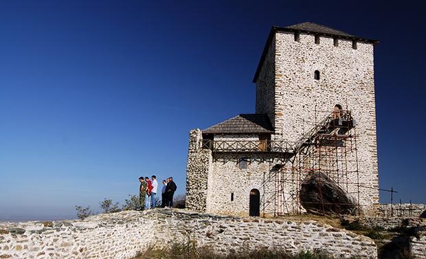 Крепость Вршац