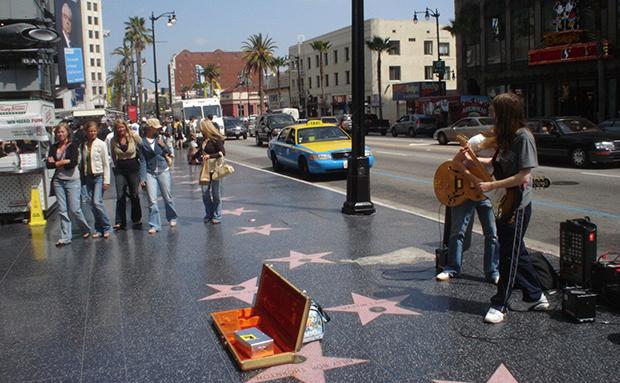 Аллея звёзд (Hollywood Walk of Fame)