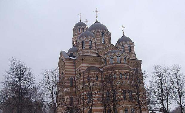 Храм Святого Иоанна Крондштадского