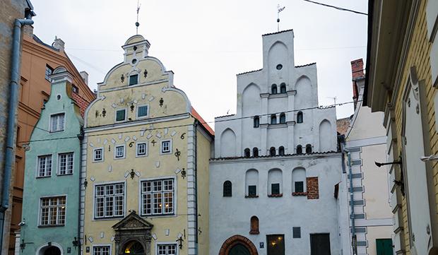Латвийский музей архитектуры