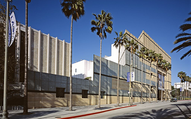 Музей современного искусства (Los Angeles County Museum of Art)