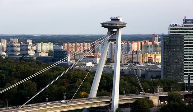 Мост СНП – чудо подвесного мостостроения