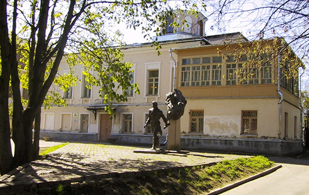 Музей Каверина «Два капитана»