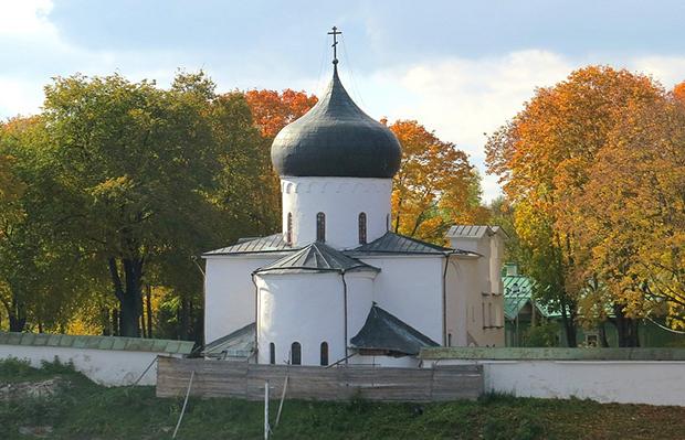 Спасо-Мирожский монастырь