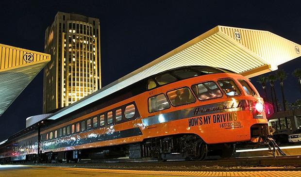 Железнодорожный вокзал Union Station
