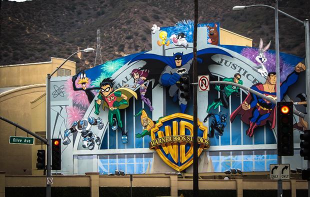 Киностудия Warner Brothers (Warner Bros Studios)