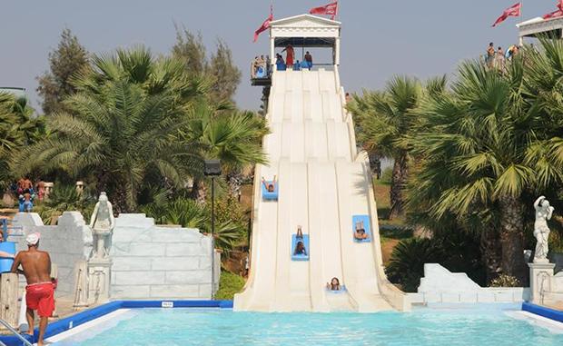 Аквапарк Water World (Water World Weterpark)
