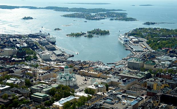 Популярные достопримечательности Хельсинки