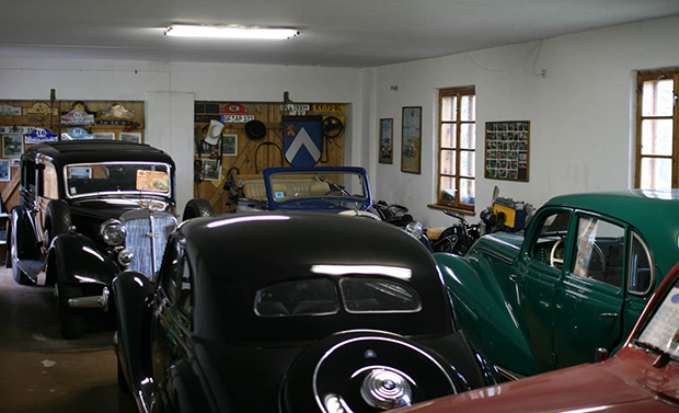 Музей старых автомобилей