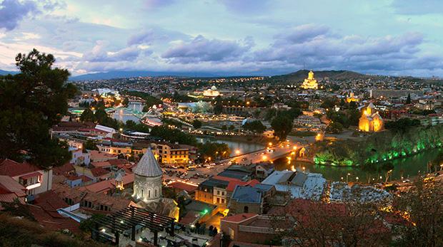 Старый Тбилиси