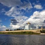 Популярные достопримечательности Пскова