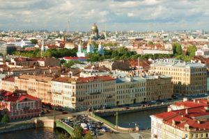 Популярные достопримечательности Санкт-Петербурга