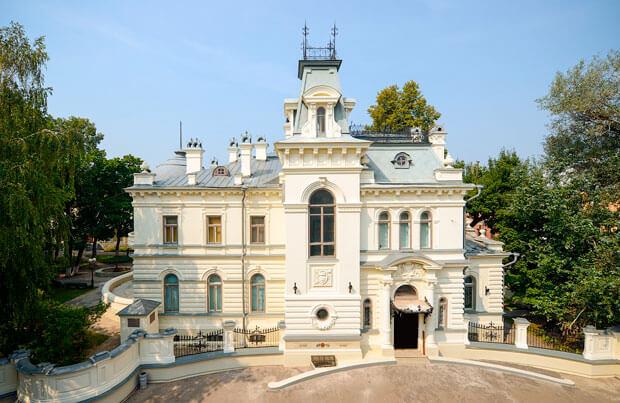 Музей изобразительных искусств Республики Татарстан